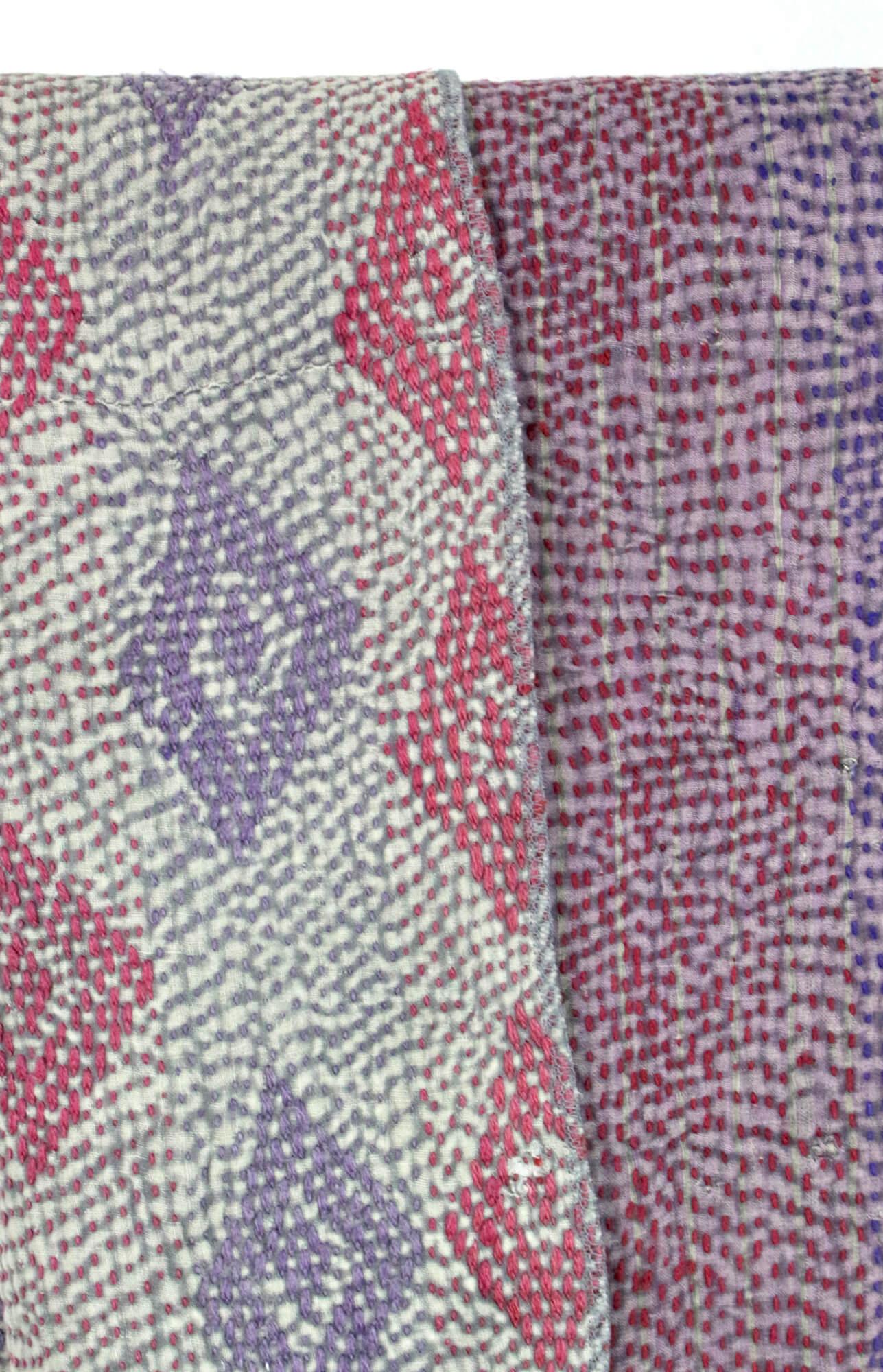 Boho Decke aus Baumwolle