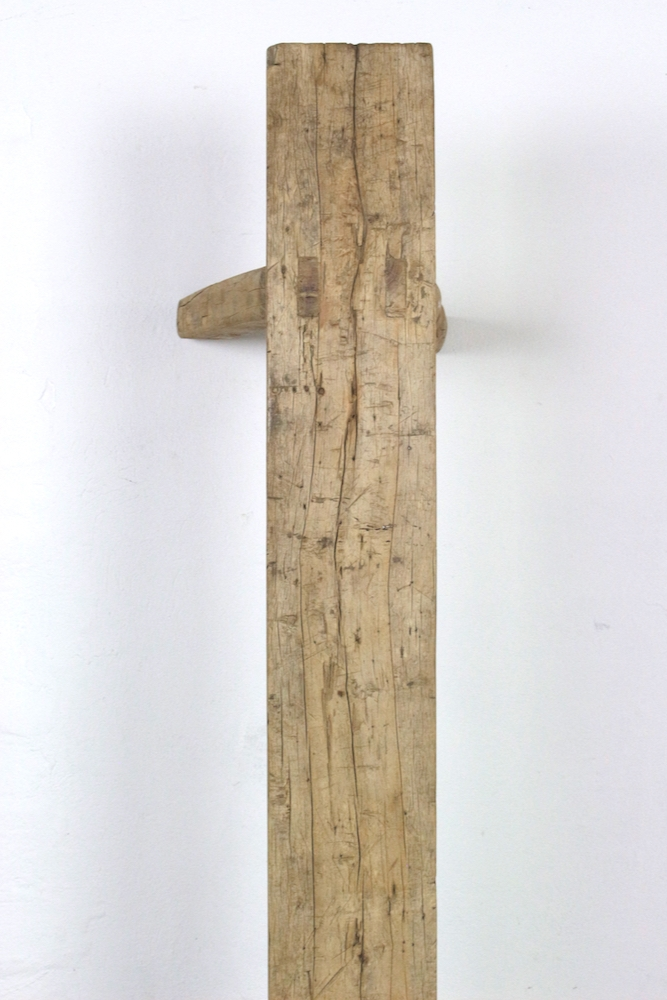 Bank aus altem Holz China, 130 cm