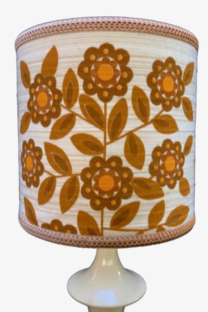 Stehlampe Vintage 70er Jahre
