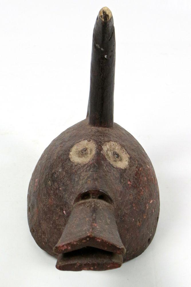 Alte Mama / Chamba Maske,  Nigeria