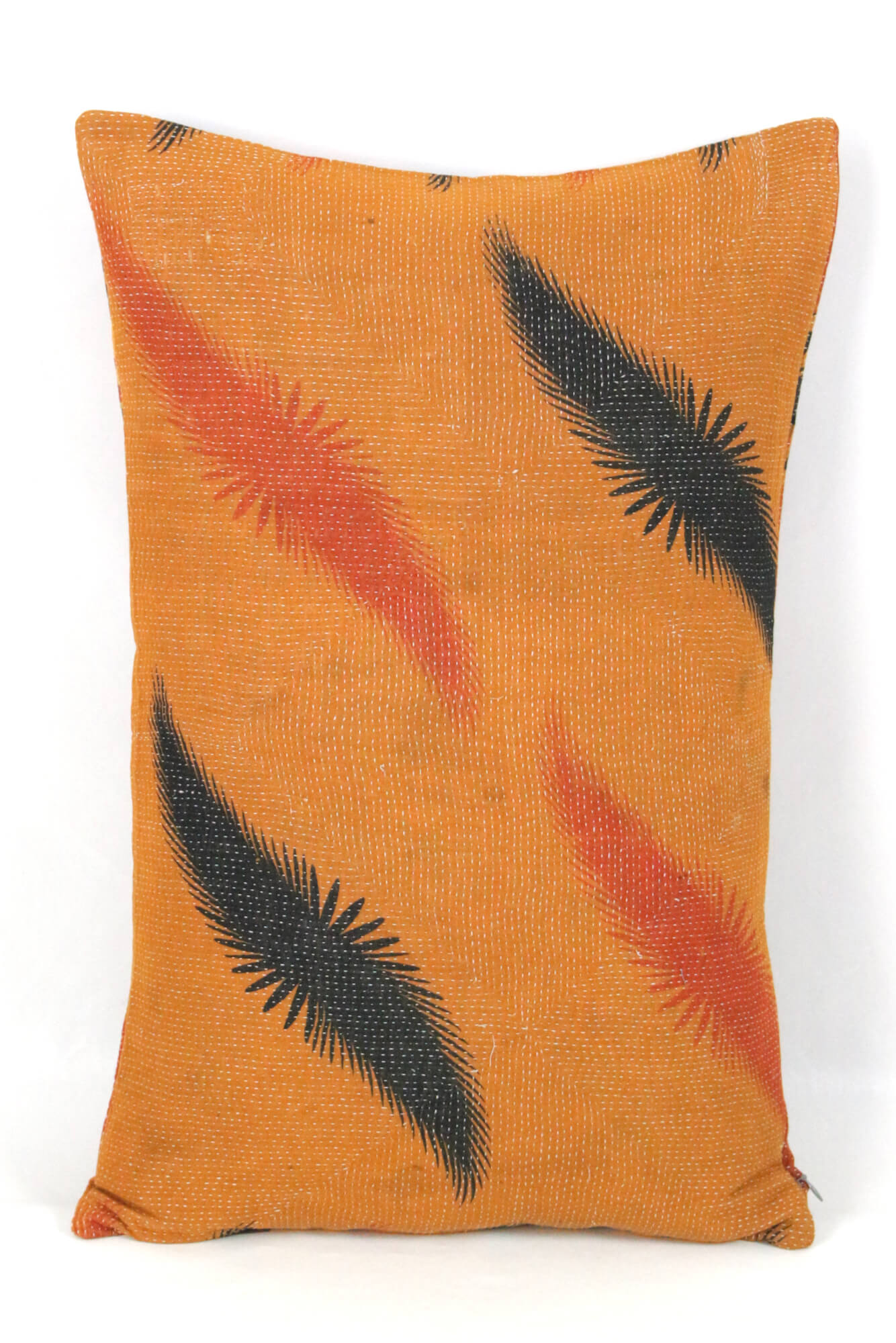 Buntes Kissen Baumwolle, Indien, 40x60