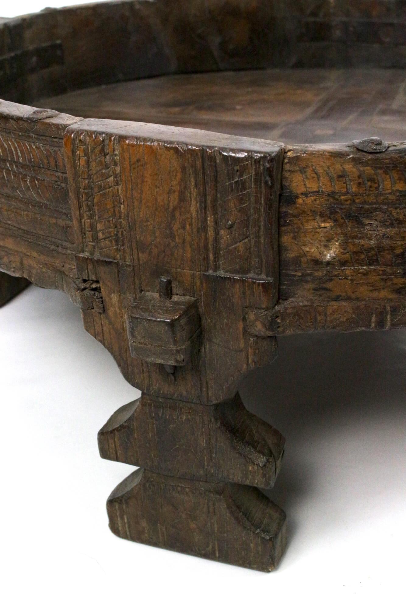 Chakki Tisch Indien, ø 75 cm