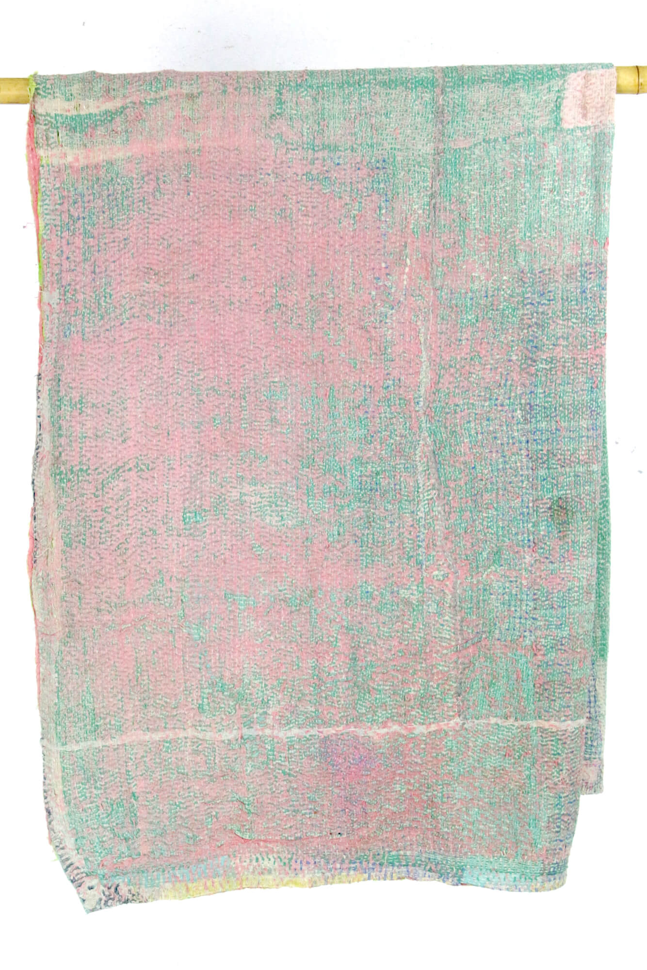 Baumwoll Plaid Indien Unikat