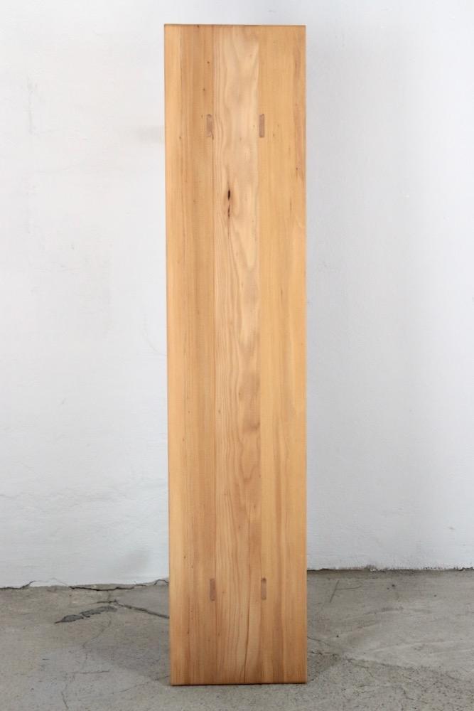 Bank aus altem Naturholz, 130 cm