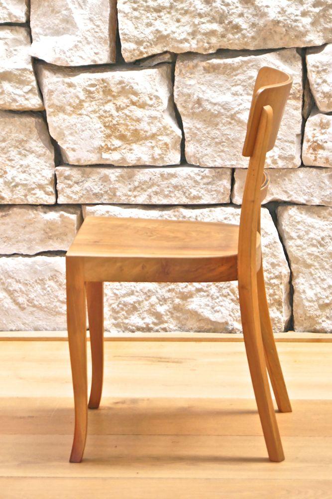 Holzstuhl Vintage
