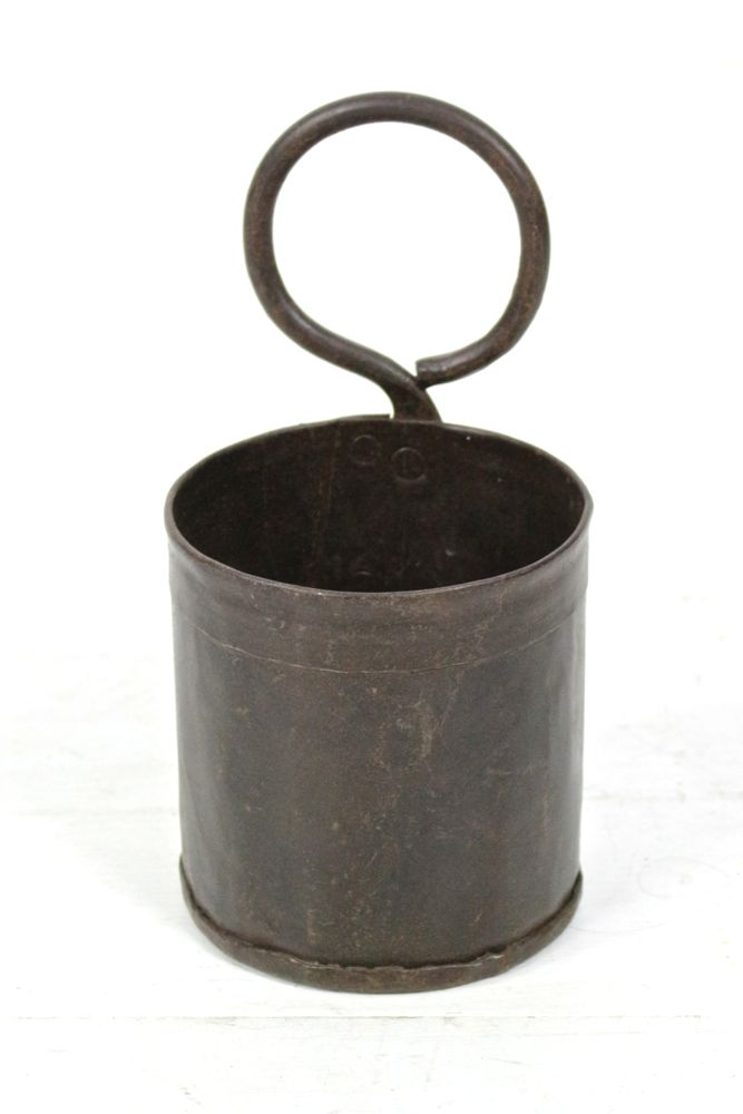 Eisenhalter Vintage, Besteckbox
