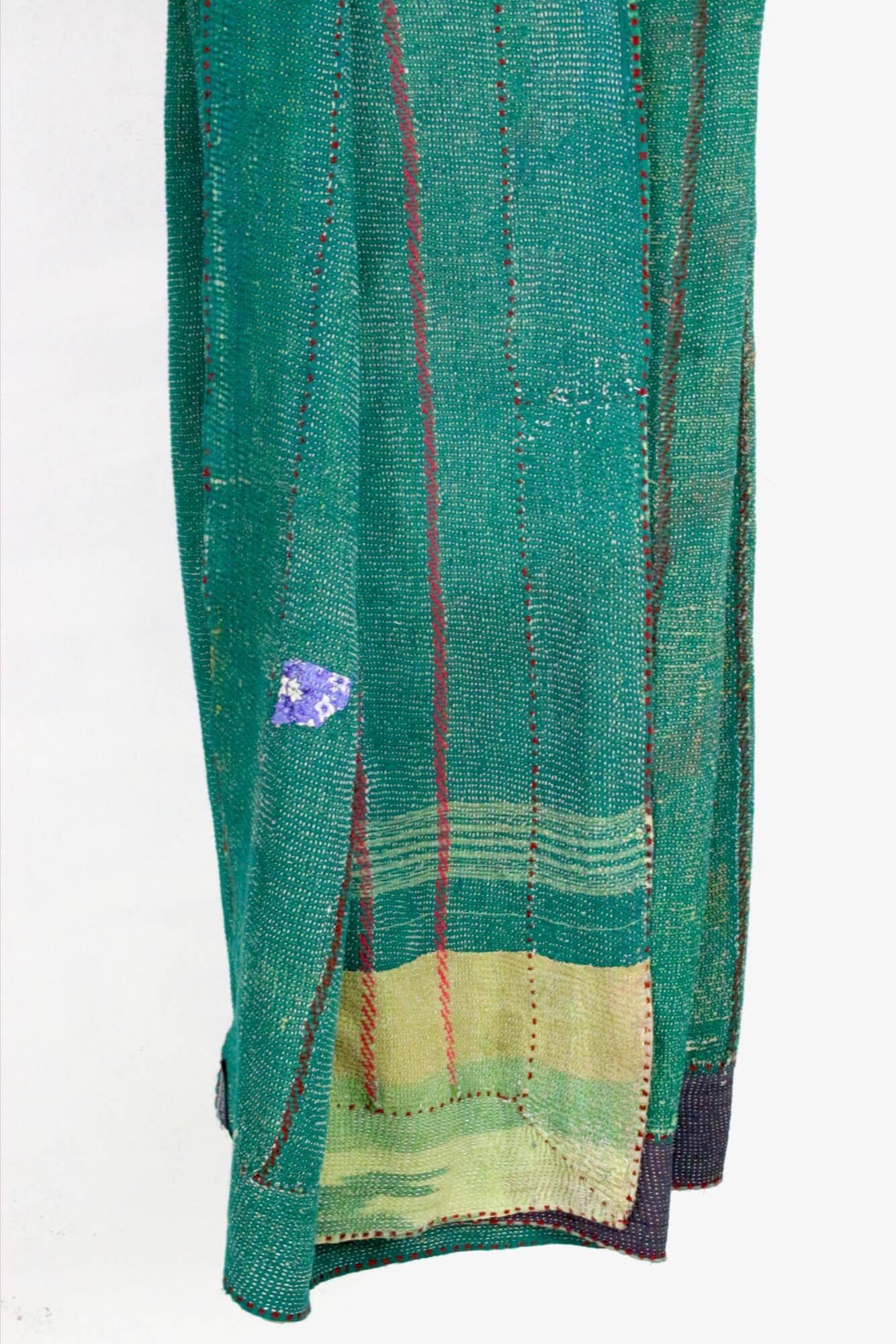 Flickendecke Baumwolle Indien