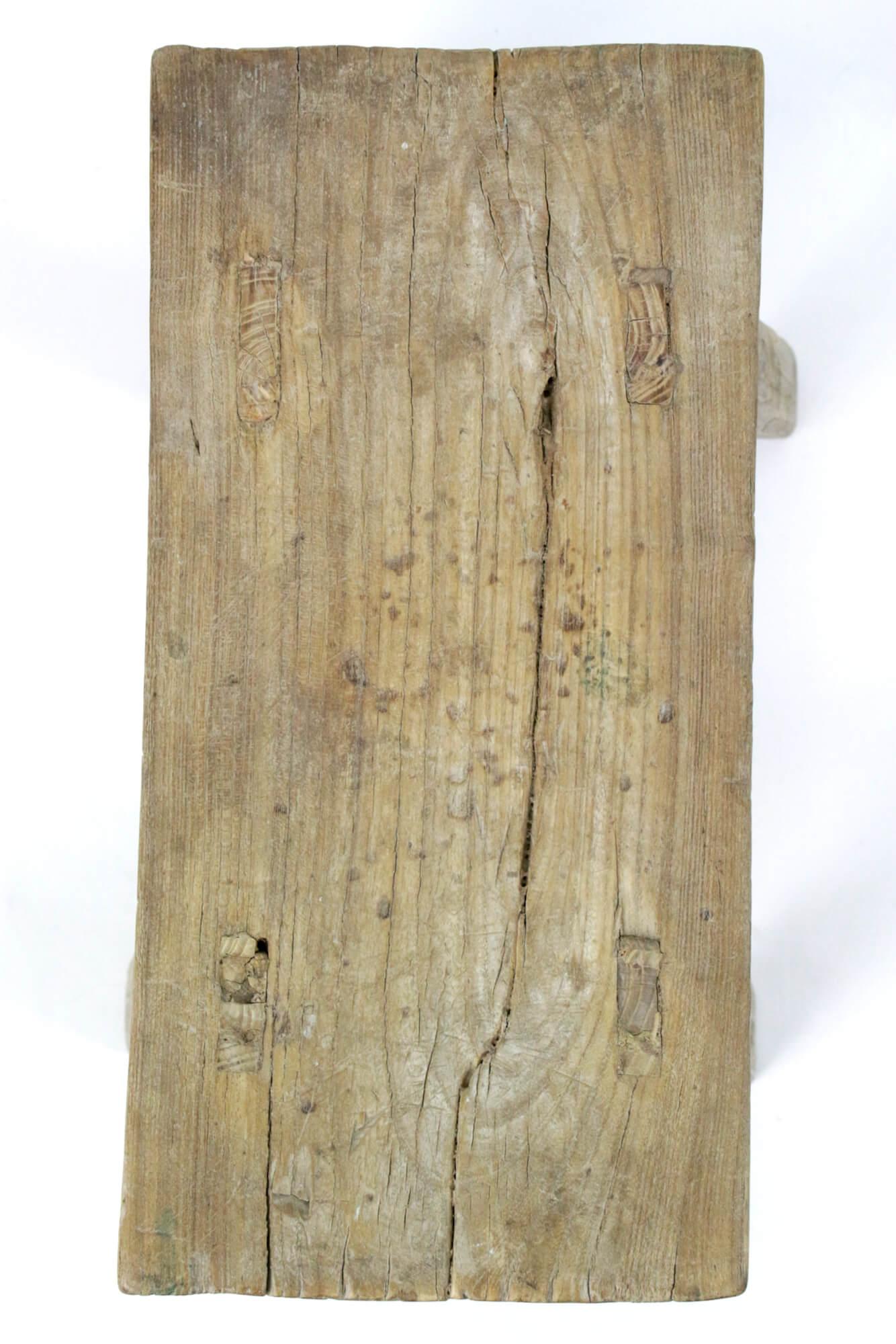 Chinesischer Sattelstuhl antik